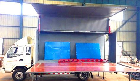凯马40-50平米舞台车