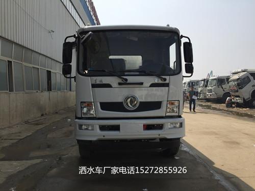 国五东风T3车头洒水车