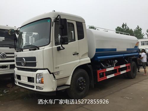 CLW5162GPSD5东风天锦绿化喷洒车