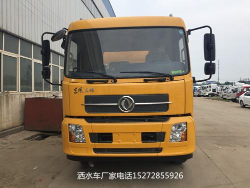 东风天锦DLQ5160GSSD5洒水车