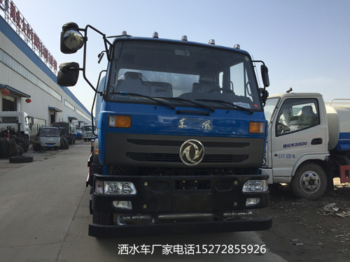国五东风145环卫12吨洒水车最低多少钱
