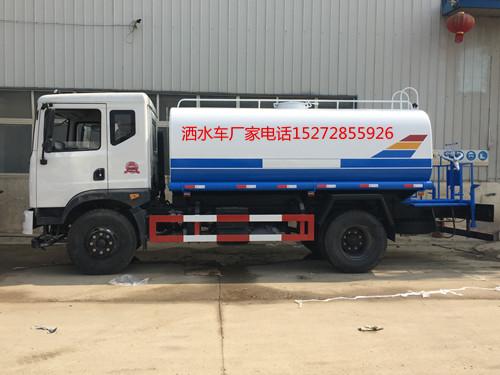 国五12方东风T3洒水车最低多少钱