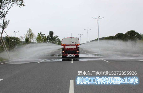 二手国三153东风15吨洒水车多少钱,质量好不好。