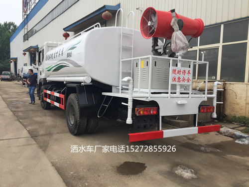 16吨东风T5康机180马力洒水车现车价格