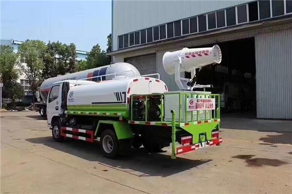 国六绿化喷洒车