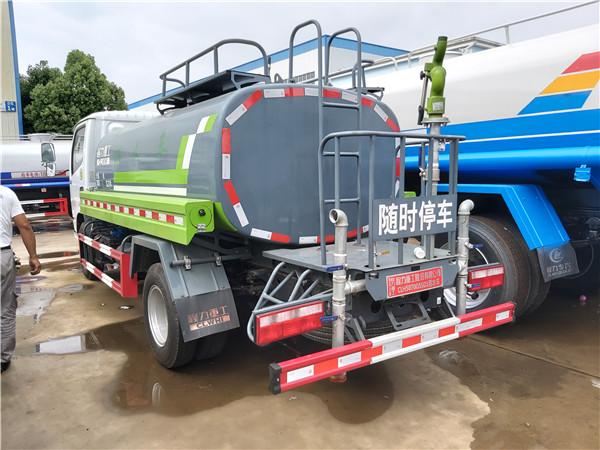 程力重工5吨洒水车
